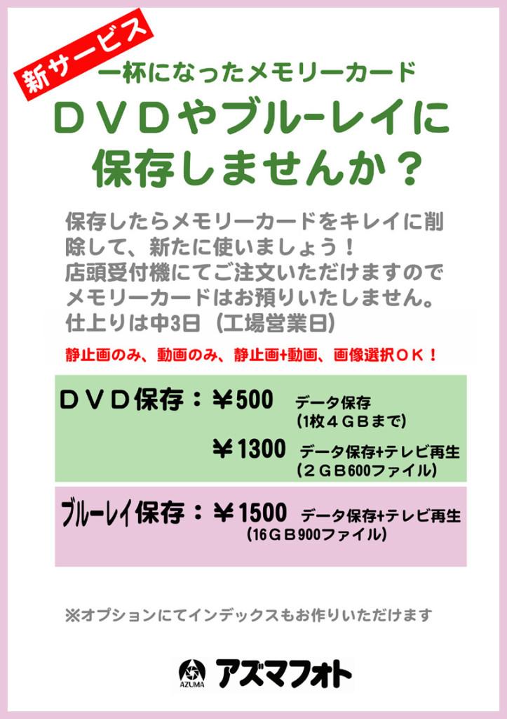 DVD書き込みS